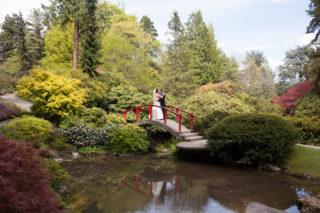 Kubota Gardens and Great Hall Wedding | Mariah Gentry Photography