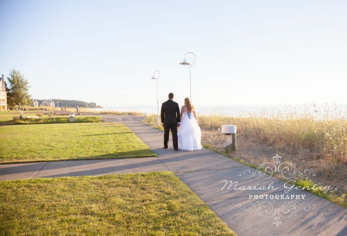 Mariah Gentry Photography Semiahmoo Wedding