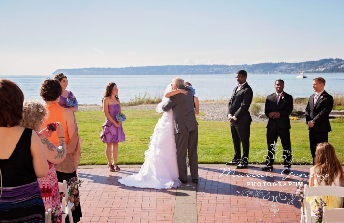 Mariah Gentry Photography Semiahmoo Wedding in Blaine