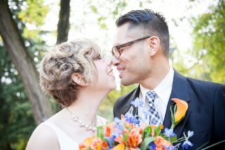 Learning Space Wedding Seattle by Mariah Gentry Photography