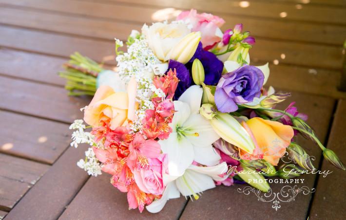 Flowers Beau Lodge Wedding Washington Wedding