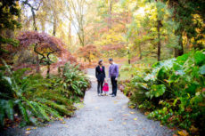 Family Photo Session at the Seattle Arboretum by Mariah Gentry Photography