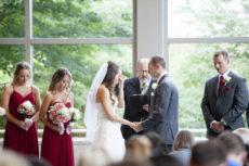 Emotional Wedding at the Benaroya Hall in Seattle Mariah Gentry Photography