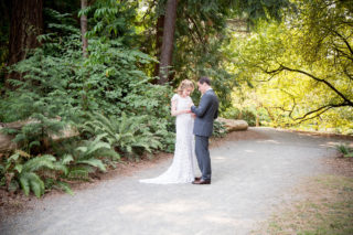 Mariah Gentry Photography capturing a wedding at Seattle Arboretum and the Green Lake Great Hall