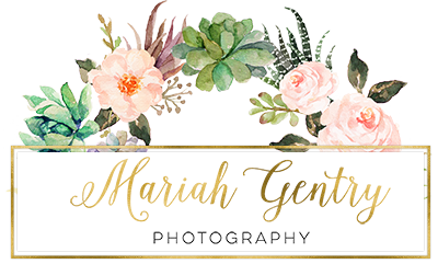 Mariah Gentry Photography logo