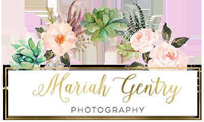 Mariah Gentry Photography logo